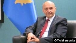 Косово Бош вазири Исо Мутстафо