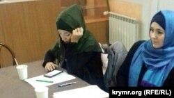 Fatma İsmailova mahkemede şikâyet yaza