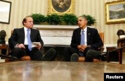 Nawaz Sharif və Barack Obama, 13 oktyabr 2013