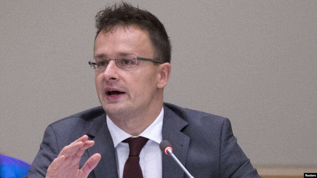 Венгрия будет блокировать проведения заседания НАТО-Украина