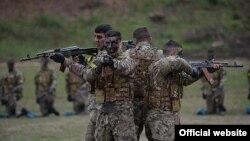 ԼՂ զինուժը անցկացնում է հերթական զորավարժությունները, արխիվ