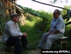 Мікола Арочка і Сяргей Чыгрын