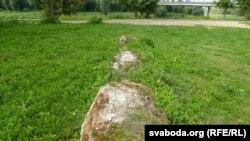 Падмурак касьцёла сьвятога Антонія
