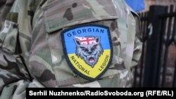 Ґія Церцвадзе воював на Донбасі за Україну у складі «Грузинського легіону»