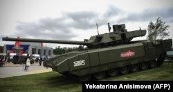 """Новый российский танк Т-14 """"Армата"""""""