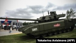 The toilet system on the new T-14 Armata tank is meant to help Russian tank crews on long missions.