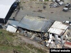 Kosovo: Prelaz Jarinje nakon napada u julu 2011.