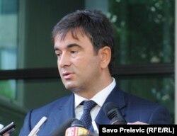 Kritike demonstrantima jer se nijesu sukobili sa policijom: Nebojša Medojević