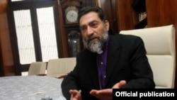 Кандидат на пост Константинопольского сопатриарха, предводитель Гугаркской епархии епископ Сепух Чулджян