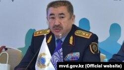 Қазақстанның ішкі істер министрі Ерлан Тұрғымбаев.