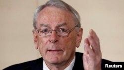 دیک پوند، عضو ارشد کمیته بینالمللی المپیک