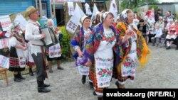Юр'еўскія танцы