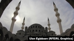 Борбордук мечит