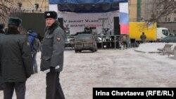 Російська поліція до виборів готова