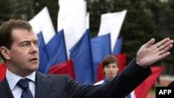 President Medvedev visited Sochi on March 23.