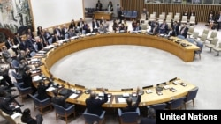 Një nga mbledhjet e Këshillit të Sigurimit të Kombeve të Bashkuara (Pamje nga Arkiva)