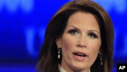 Republican U.S. Congresswoman Michele Bachmann