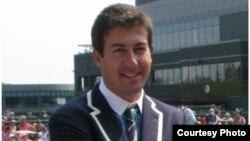 عادل برقعی داور ايرانی مسابقات تنيس