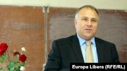 Fostul ministru al Educației, Mihai Sleahtitchi