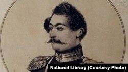 ილია ორბელიანი, ეროვნული ბიბლიოთეკის არქივი