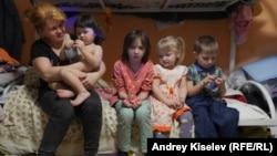 """Дети в """"Доме трудолюбия Ной"""""""
