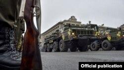 Военный парад в Киеве ко Дню Независимости Украины, 24 августа 2016 года
