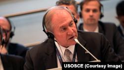 Посол США в ОБСЕ Джеймс Гилмор