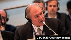 Посол США в ОБСЕ Джеймс Стюарт Гилмор