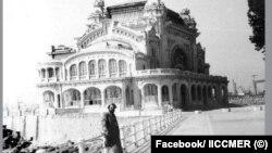 Arhitectul Ion Cristodulo la Cazinoul din Constanţa