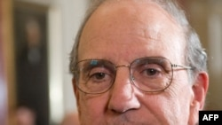 George Mitchell, newly named special envoy to the Middle East