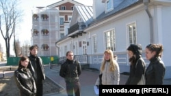 Belarus - literary excursion in Hrodna, 27Mar2011