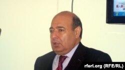 آذرخش حافظی رئیس امور بینالمللی اتاق تجارت و صنایع افغانستان