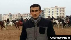Живущий в Афганистане этнический казах Абдулрахиб Муслимбек.