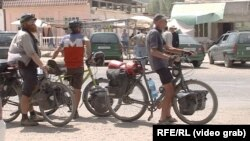 Tajik officials have provided no evidence linking the attack on the cyclists to Iran.