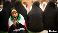 Under the proposed changes, young Iranian women would have needed permission to travel abroad.