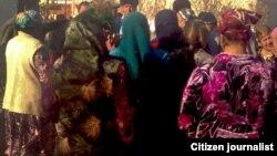 Протест жителей в Узбекистане. Иллюстративное фото.