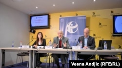 Predstavljanje izveštaja o percepciji korupcije, Beograd, 3. decembar 2013.