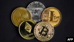 Fizička imitacija kriptovaluta