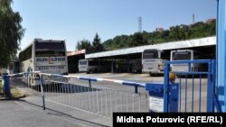Autobuska stanica u Sarajevu