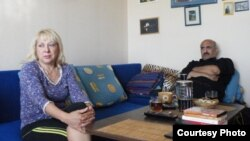 З другім мужам Тэймурам Пагасянам