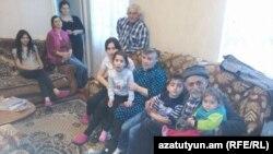 Թալիշցի Ավանեսյանների ընտանիքը ապաստան է գտել Լոռու մարզում