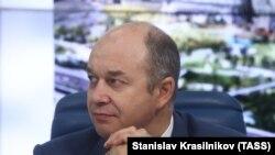 Руководитель департамента информационных технологий Москвы Эдуард Лысенко