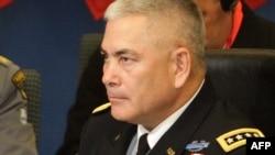 Главнокомандующий коалиционными силами в Афганистане генерал Джон Кэмпбелл