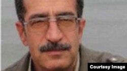 محمدرضا پورشجری (سیامک مهر)، وبلاگنویس ۵۳ ساله زندانی.