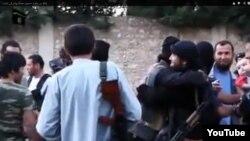 Сирияга барган казак жарандары. 21-октябрь, 2013-жыл.