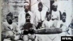 رشيد القندرجي مع فرقة الجالغي البغدادي