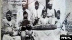 فرقة الجالغي البغدادي القديمة