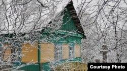 Вуліца Караткевіча, 10, дом сям'і Караткевічаў у Воршы.