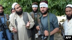 "Боевики движения ""Талибан"""