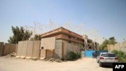 Punishtja në lëagjen Sadr City në Bagdad ku janë rrëmbyer shtetasit turq